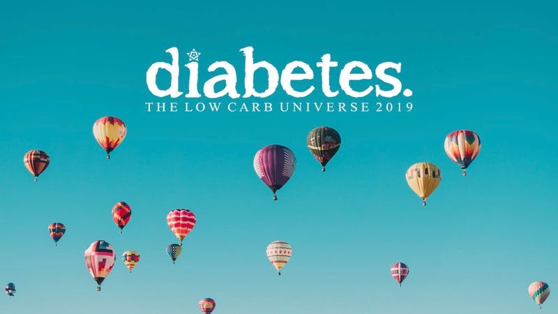 diabetes. the low carb universe 2019