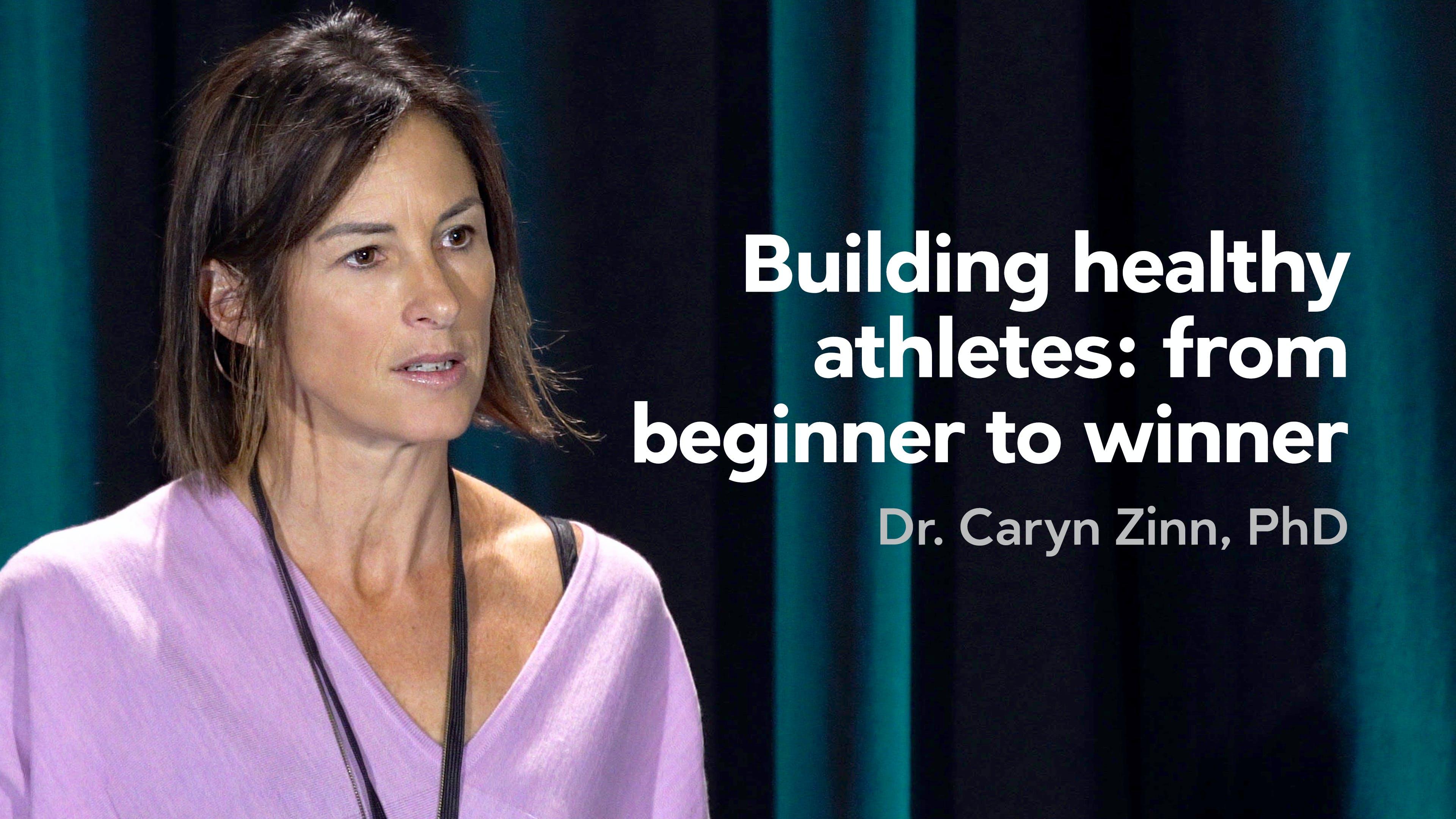 build athlètes en bonne santé: du débutant au vainqueur