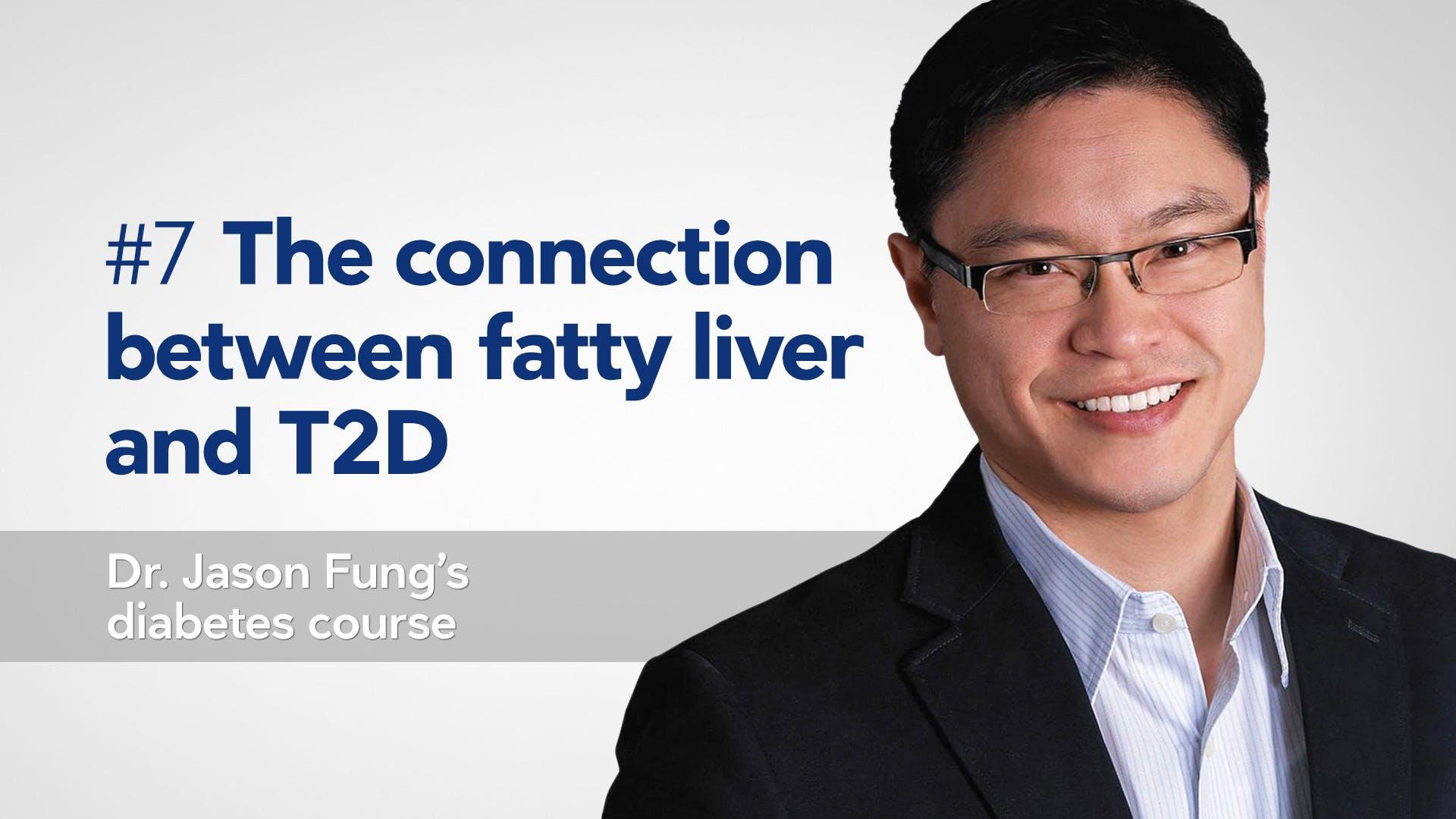 Part 7 of Dr. Jason Fung's diabetes course