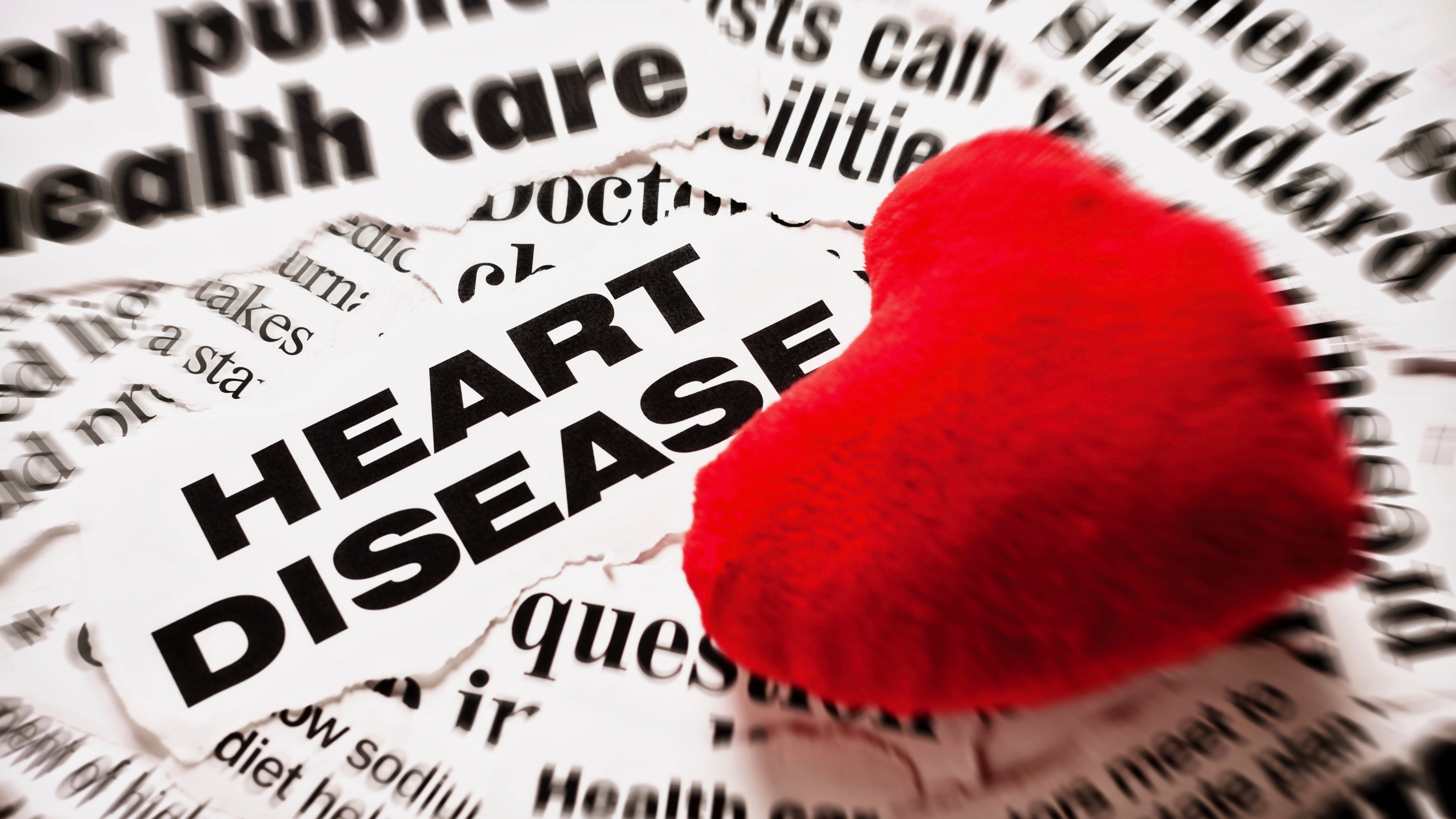 Heart disease burden on the rise