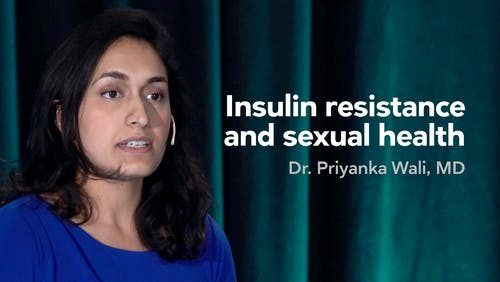 Insulin resistance and sexual manbetx单双health — Dr.普里扬卡瓦利