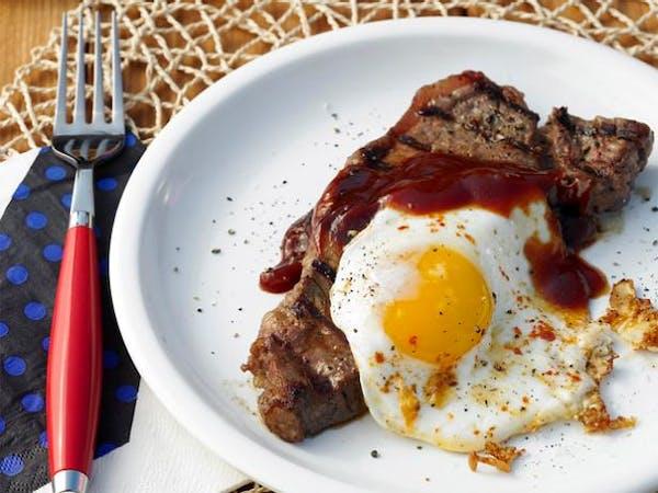 SteakEggs