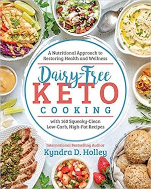 Kyndra Holley – Dairy Free Keto Cooking