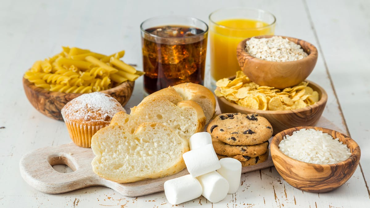 Selection of bad sources carbohydrates