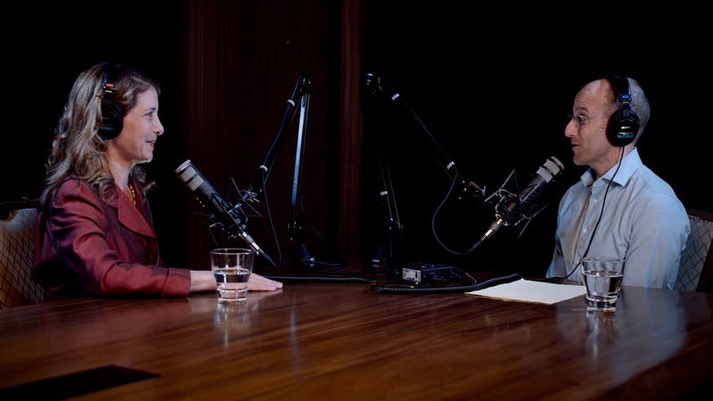 Diet Doctor Podcast #21 Nina Teicholz