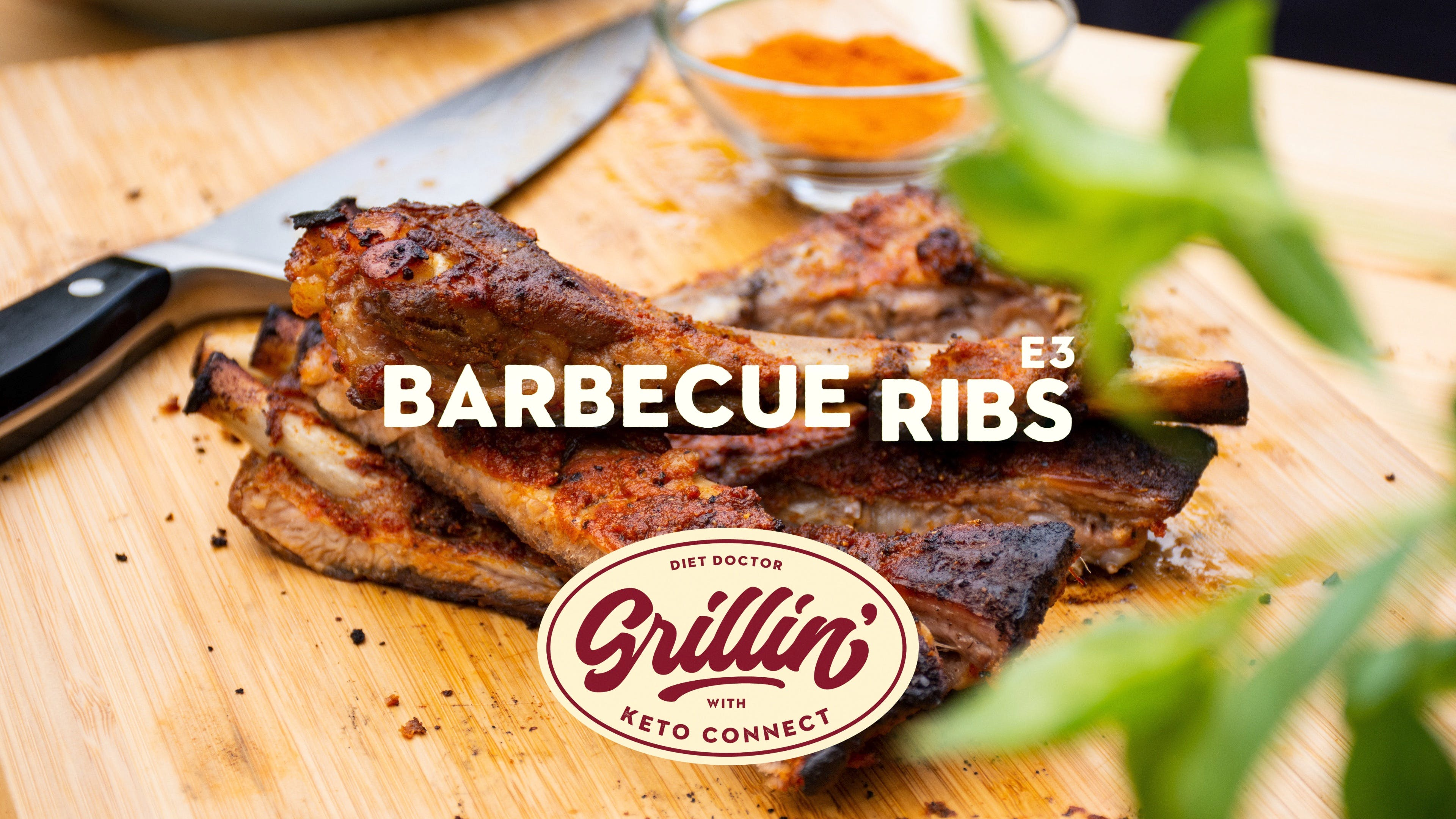 Barbecue ribs — Cooking with KetoConnect