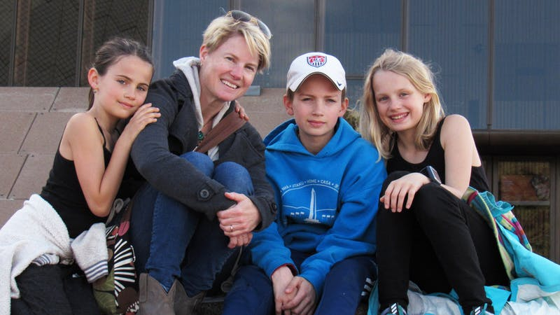 Carolyn Ketchum - Family