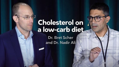 Cholesterol on a low-carb diet
