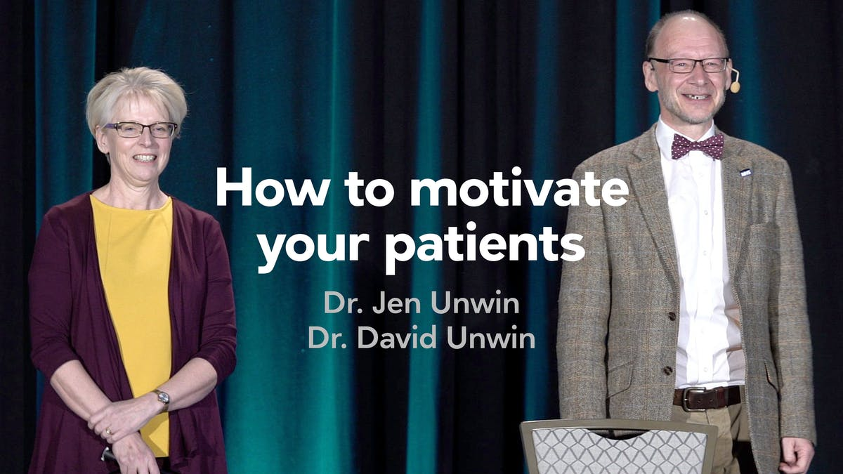 How to motivate your patients