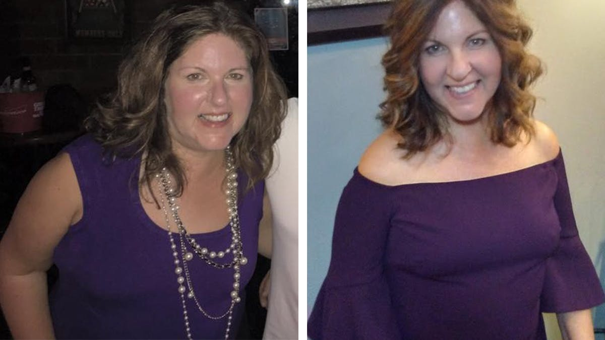 Jil traded low-fat diets for a high-fat diet