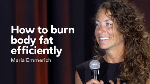 How to burn body fat efficiently