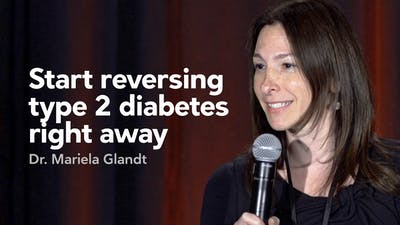 Start reversing type 2 diabetes right away