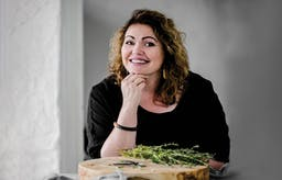 New collaboration with recipe creator and food photographer Naomi Sherman