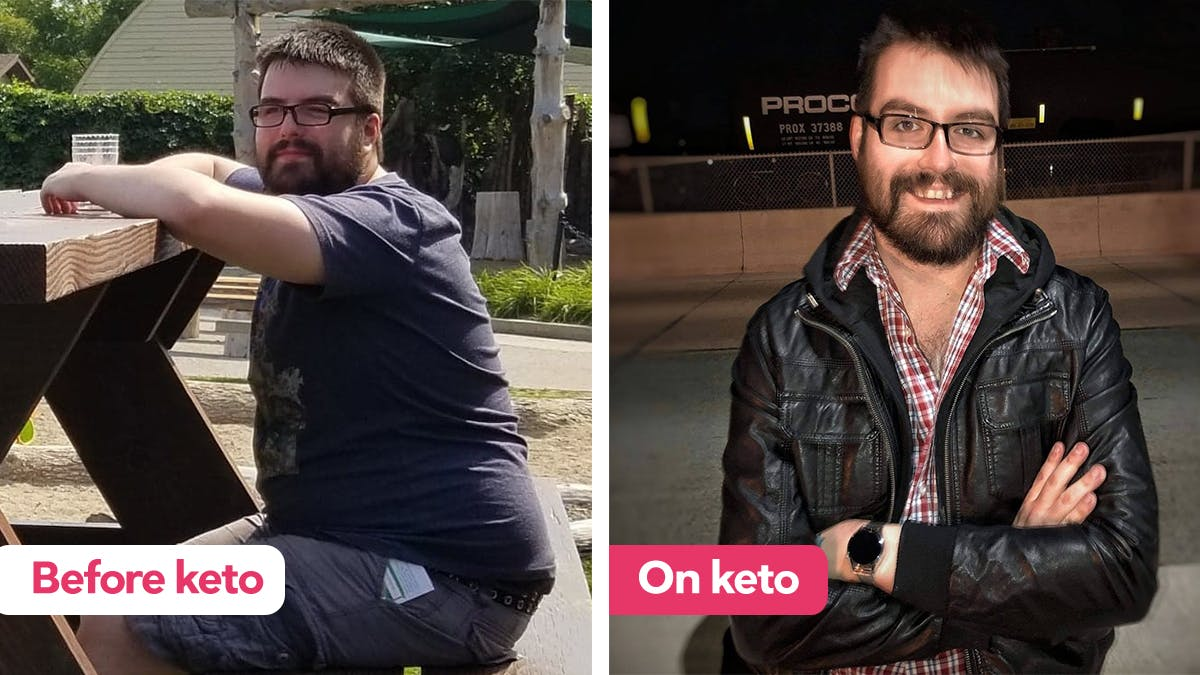 """Keto has been the easiest and simplest lifestyle change"""