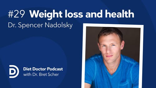 Diet Doctor Podcast #29 – Dr. Spencer Nadolsky