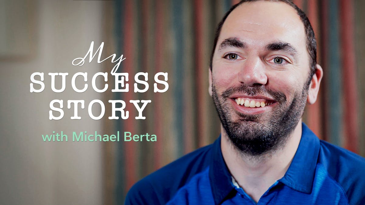 Best of 2019: our #9 success story — Michael lost 80 pounds on low carb and exercise