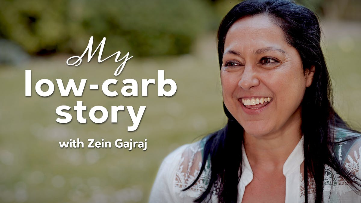 How Zein manages type 1 diabetes with low carb and exercise