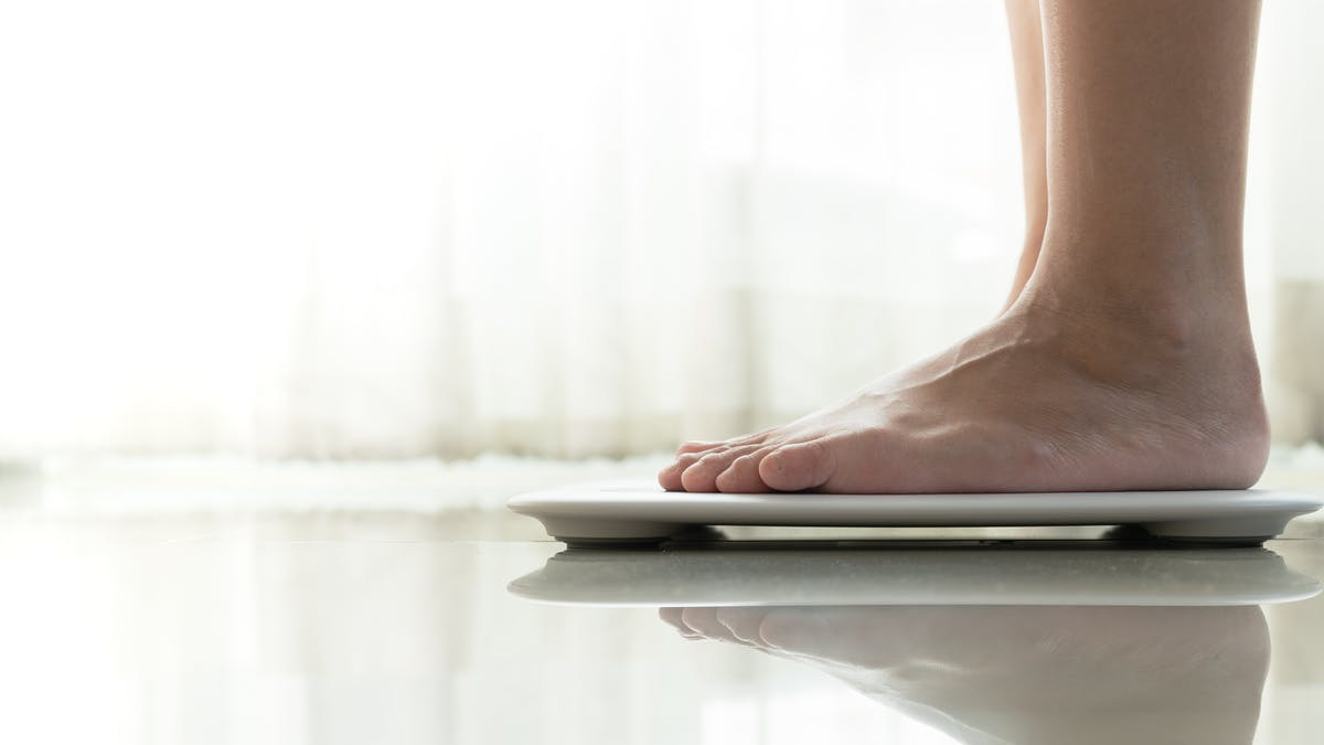 Why the scale is not a good marker of  successful weight loss
