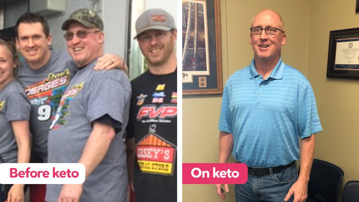 How Jim reversed type 2 diabetes in three months