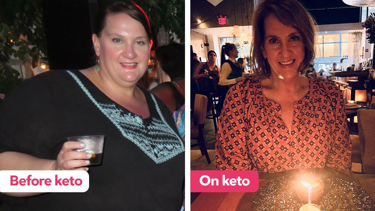 "Keto success story: ""I finally found my way"""