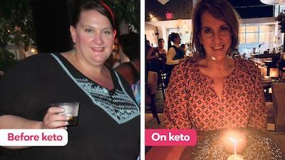 """Keto success story: """"I finally found my way"""""""