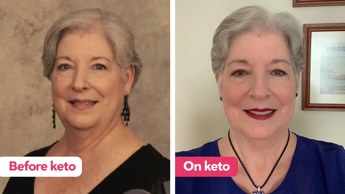 """To say keto has changed my life is an understatement"""