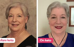 """""""To say keto has changed my life is an understatement"""""""