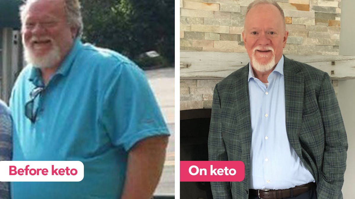"Best of 2019: our #1 success story — ""The key is just to keep carbs below 20 grams per day"""