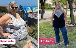"Keto success story: ""Skeptic now a true believer"""