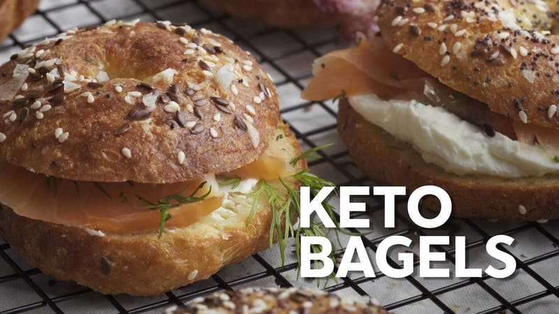 How to make keto bagels