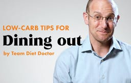 New video series: Low-carb tips with team Diet Doctor