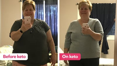 """Keto was easier than I thought"""