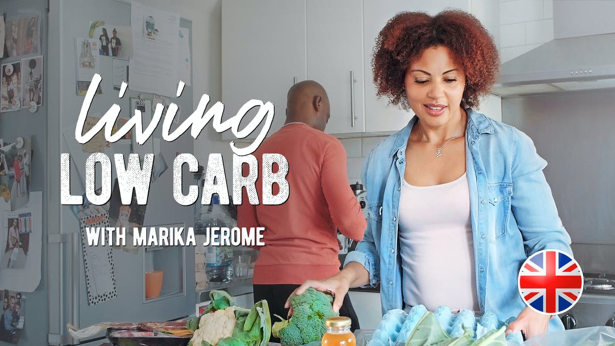 Living low carb – Marika Jerome