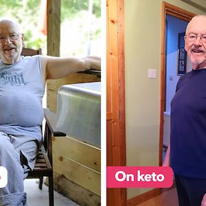 How Mike reversed type 2 diabetes in five months