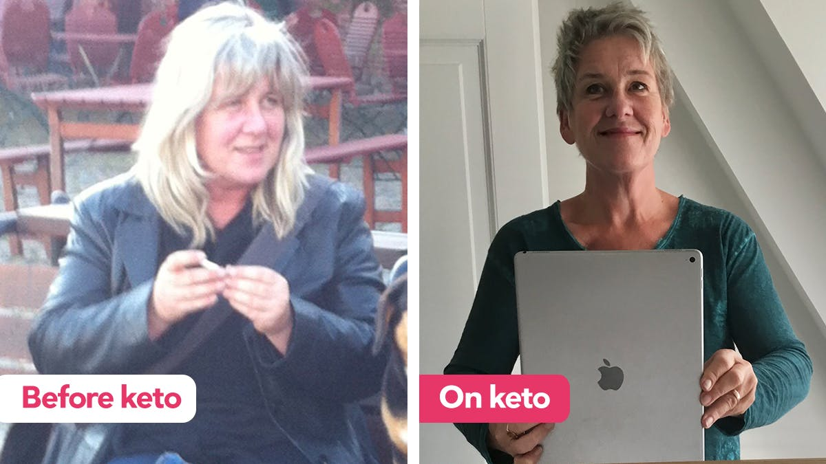 "Low-carb success story: ""Life is good again"""