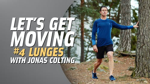 Let's get moving #4: Lunges
