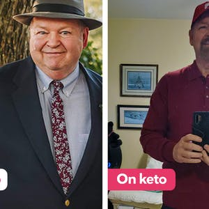 """Keto success story: """"I can tell you it has been a Godsend to me"""""""