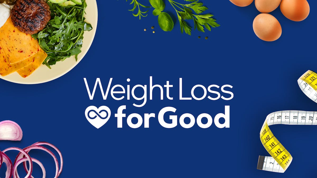 Finding the concept for Weight Loss for Good