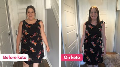 Bye bye binge eating! How Abi lost 70 pounds on low carb