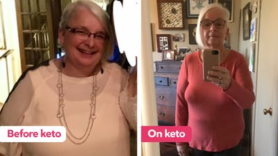 """The LCHF way of eating has changed my life, in fact probably saved it!"""