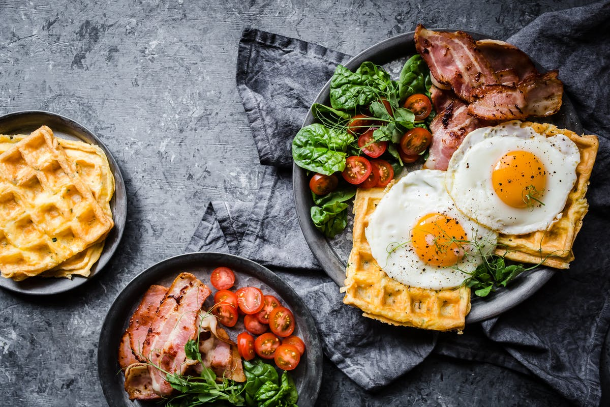 The best low-carb and keto brunches