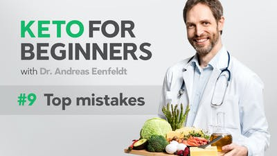 Keto for beginners: Top mistakes