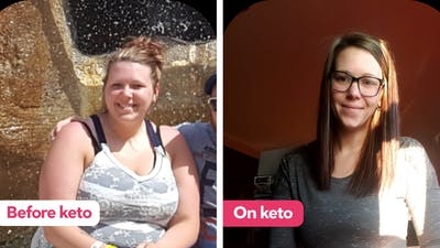 """The keto diet has changed my life for the better and I know it can change yours too"""
