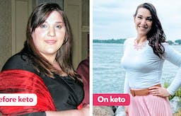 Keto helped Carolina reverse PCOS and lose 200 pounds
