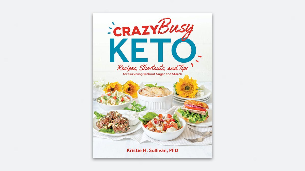 Crazy Busy Keto: why fast & simple keto is a winner