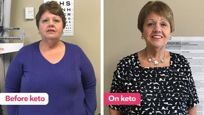 Nicole's case: keto solves lifelong obesity and food issues