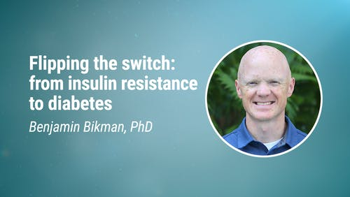 Benjamin Bikman, PhD - Flipping the switch – from insulin resistance to diabetes (LCD 2020)