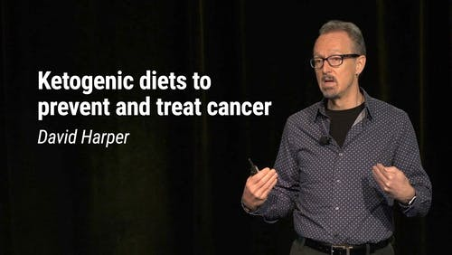 David Harper – Ketogenic Diets to Prevent and Treat Cancer (LCD 2020)