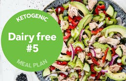 New keto meal plan: Dairy free #5