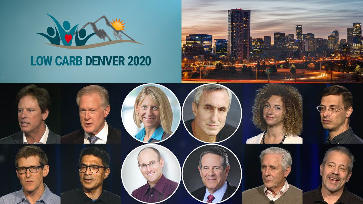 Watch the Low Carb Denver 2020 recorded sessions